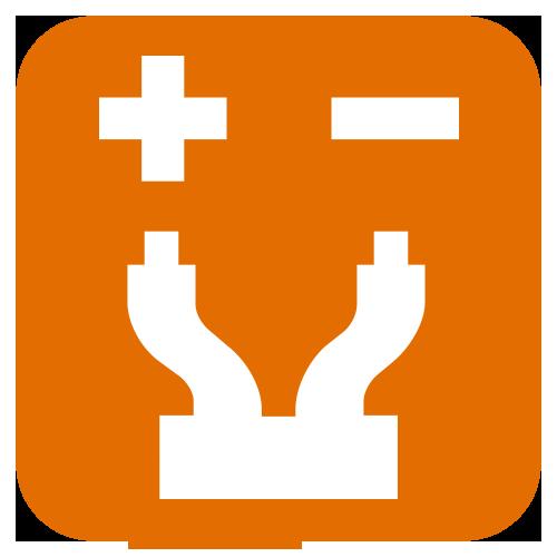 Electrification Library Icon